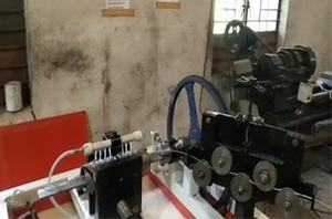 Manual Chain Link Machines
