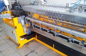 Semi Automatic Chain Link Machines